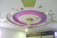 3D-FLOWER-MURALS-ON-CEILING