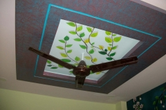 3D-FLOWERS-ON-CEILING