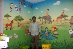 ALL-CARTOON-PAINTING-ON-WALL