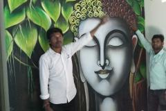 GOD-BUDHA-IN-RESTORENT