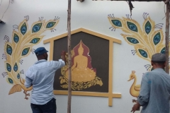 GOWTHAM-BUDHA-AND-peacock-designs