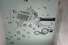 MUSIC-WALL-PAINTINGS