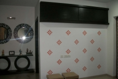 STENCIL-WALL-PAINTING