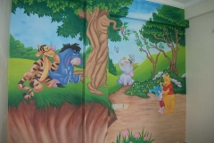 wine-the-pooh-wall-painting-